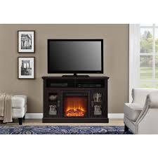 altra furniture chicago espresso entertainment center 1764096pcom