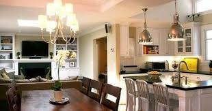 dining room and kitchen combined ideas small living room kitchen dining room combo living room
