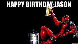 Deadpool Meme Generator - jaeson happy birthday meme deadpool happy best of the funny meme