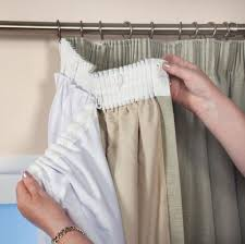 home decoration simple blackout curtain liner installation best