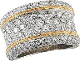 gold diamond band 14k white gold diamond wedding band 110 2930