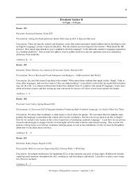 Special Education Teacher Resume Examples 2013 by 2013 Bilingual Esl Conference Program