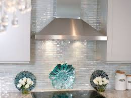 kitchen backsplash white glass tile mosaic tile backsplash
