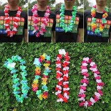 cheap garlands for weddings 2015 summer hawaiian wedding neck garlands bohemian