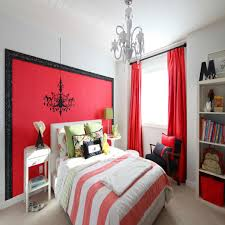 Low Budget Bedroom Designs by Best Red And White Girls Bedroom Gallery Home Design Ideas