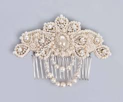 vintage hair combs lucrezia pearl and bridal comb hair jewelry vintage style
