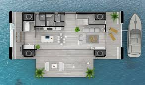 architecture homes an architect made floating homes and they are hurricane proof