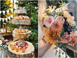 autumn wedding ideas 76 of the best fall wedding ideas for 2018 deer pearl flowers