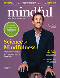 magazine mindful