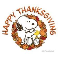 via giphy i snoopy happy thanksgiving and gifs