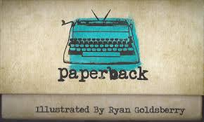 paperback review in third person