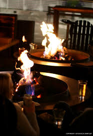The Patio Flame Review Of Forge Pizza In Oakland U0027s Jack London Square Focus Snap Eat