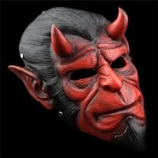 unique masks new high quality cos hellboy resin masks masks