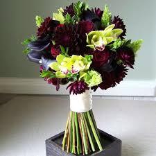Wedding Decorations Cheap Black Dahlia Wedding Bouquet Daydreaming Of Dahlias Romantic