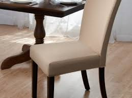 Slipcover Dining Room Chairs Slipcovered Dining Chair Remodel Hunt