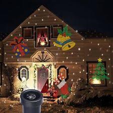 laser light outdoor christmas lights ebay