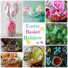 peeps basket jar easter basket cotton candy peeps and an easter basket