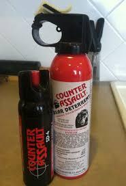 Black Flag Bug Spray Does Bear Spray Or Wasp Spay Work For Self Defense American
