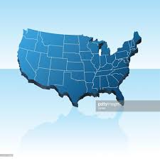 map usa states los angeles states with a smaller population than the 10 million inhabitants