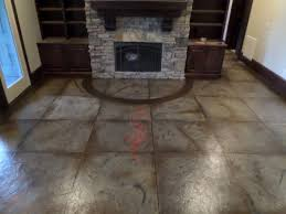 flooring concrete floor sealer penetrating forge over paint