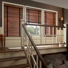 American Blinds And Draperies Wood Blinds The Added Touch Drapery Shop