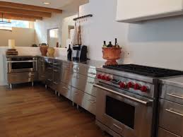 Stainless Steel Kitchens Stainless Steel Kitchen Cabinets - Metal kitchen cabinets