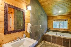 Leverette Home Design Center Reviews Rustic Yellow Full Bathroom Design Ideas U0026 Pictures Zillow Digs