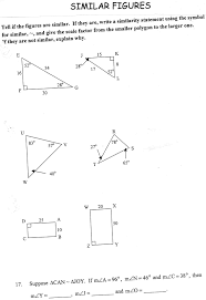 similar triangles worksheet mystery worksheets