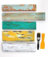 wood painting distress wood furniture ultimate guide to 7 easy painting