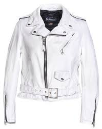 Schott Nyc Leather Motorcycle Jackets For Women