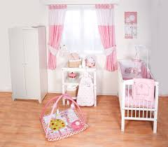 Hayley Nursery Bedding Set by Hello Ernest Baby Room Set In Pink From Red Kite Baby