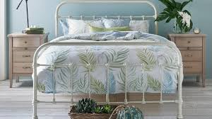 Bed Frames Harvey Norman Buy Shelby Bed White Harvey Norman Au