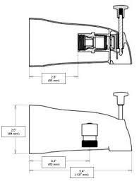 Faucet Shower Converter Add A Shower And Hand Shower Diverter Tub Spout Kits