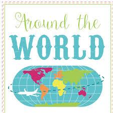 Travel around the world in 7 days capturing joy with kristen duke