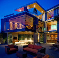 winsome modern residential architecture featuring exterior design
