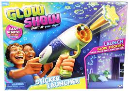 glow show glow show s1 sticker launcher toys