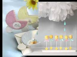 Home Made Baby Shower Decorations - diy baby shower favors decorating ideas homemade youtube