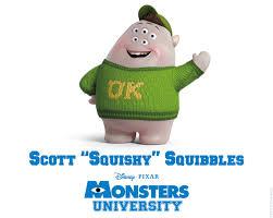 snack squishy aka pete sohn monsters university