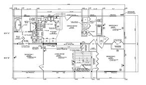 Split Ranch Floor Plans Showcase Homes Of Maine Bangor Me