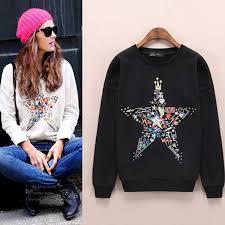designer pullover printing embroidery sweatshirt jumper designer pullover