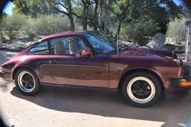 dark purple porsche porsche 911sc for sale hemmings motor news