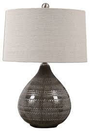 Accent Table Lamp Uttermost 27057 Batova Accent Table Lamp Designed By Jim Parsons