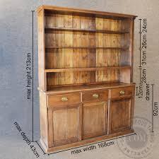 Kitchen Display Cabinet Pine Dresser Welsh Country Kitchen Display Cabinet Antiques Atlas