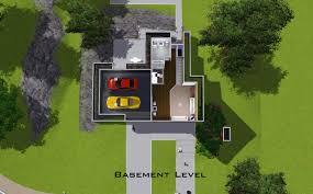Twilight House Floor Plan Mod The Sims Twilight The Cullen Home