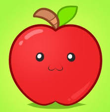 how to draw how to draw an apple for kids hellokids com