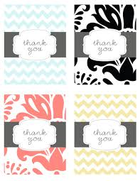 thank you card innovation style of thank you cards