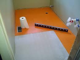 subfloor for basement bathroom u2014 new basement and tile