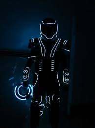 halloween costumes led lights tron costume site to get led string lights craft ideas