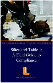 osha silica rule table 1 a risky compliance option in osha s silica standard lhsfna