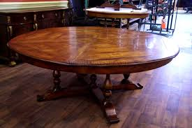 Big Dining Room Table by Round Dining Tables For 8 Australia Awesome Round Dining Room